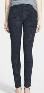 Hudson Vintage Black/Gray Skinny Jeans